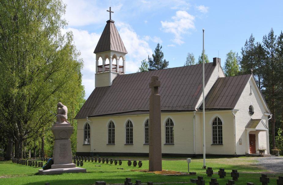 karttula kirkko