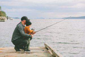Virmasvesi tarjoaa mahtavat puitteet kalastukseen