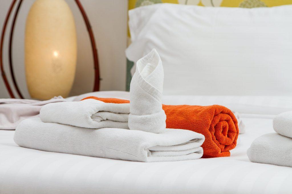 Kupion hotellit tarjoavat luksusta